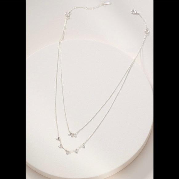 Stella & Dot Jewelry - Delicate Petal Necklace